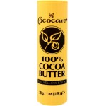 Cococare 100% Cocoa Butter The Yellow Stick Натуральное масло какао в стике 28 г