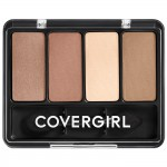 CoverGirl Eye Enhancers Eye Shadow Kit  Палетка теней оттенок 215 Country Woods (шиммер)