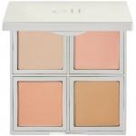 e.l.f. Beautifully Bare Natural Glow Face Palette Палетка для макияжа лица оттенок Fresh & Flawless
