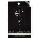 e.l.f. Brush Cleanser Wipes Очищающие салфетки для кистей, 10 шт.