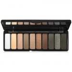 e.l.f. Eyeshadow Palette Палитра теней оттенок Everyday Smoky
