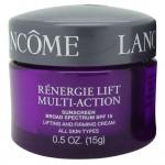 Lancome Renergie Lift Multi-Action Lifting and Firming Cream Дневной крем с лифтинг-эффектом SPF15 15 г (миниатюра)