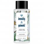 Love, Beauty & Planet Coconut Water & Mimosa Flower Conditioner Кондиционер для объема тонких волос c кокосовой водой и экстрактом цветков мимозы 400 мл