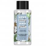 Love, Beauty & Planet Coconut Water & Mimosa Flower Sulfate Free Shampoo Шампунь для объема тонких волос без сульфатов c кокосовой водой и экстрактом цветков мимозы 400 мл