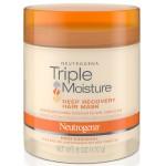 Neutrogena Triple Moisture Professional Deep Recovery Hair Mask Moisturizer Профессиональная маска глубокого действия Тройное увлажнение для сухих, поврежденных и окрашенных волос 170 г