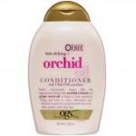 OGX Fade-Defying + Orchid Oil Conditioner Кондиционер для защиты цвета окрашенных волос с маслом орхидеи и фильтрами UVA / UVB 385 мл