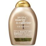OGX Fight Fallout Niacin 3 & Caffeine Shampoo Шампунь с никотиновой кислотой и кофеином для борьбы с выпадением волос 385 мл