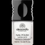 Alessandro Nail Polish Nagellack Лак для ногтей оттенок Honeymoon 10 мл