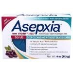 Asepxia Scrub Soap Мыло-скраб для кожи лица и тела, склонной к акне 113 г