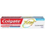 Colgate Total SF Clean Mint Toothpaste Комплексная антибактериальная зубная паста 136 г