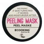 Ecooking Peeling Mask Маска - пилинг для лица 15 мл (миниатюра)