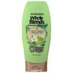 Garnier Whole Blends Conditioner Green Apple & Green Tea Extracts  Освежающий кондиционер с экстрактами зеленого яблока и зеленого чая 370 мл