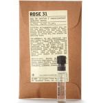 Le Labo Rose 31 Eau De Parfum Парфюмерная вода 0.75 мл (пробник)