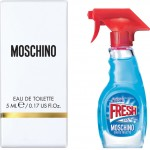 Moschino Fresh Couture Eau De Toilette Туалетная вода 5 мл (миниатюра)