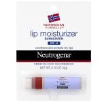 Neutrogena Norwegian Formula Lip Moisturizer SPF 15 Увлажняющий бальзам для губ в стике 4 г