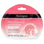 Neutrogena Pink Grapefruit Acne Prone Skin Peel-Off Mask Маска-пилинг с розовым грейпфрутом для проблемной кожи 10 г