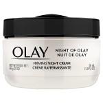 Olay Firming Night Cream Face Moisturizer Укрепляющий ночной крем 56 мл