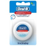 Oral-B EssentialFloss Cavity Defense Dental Floss Зубная нить 50 м