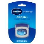 Vaseline Lip Balm Mini Original Увлажняющий бальзам для губ Классический 7 г