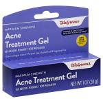 Walgreens Acne Treatment Gel Гель для лечения акне 28 г