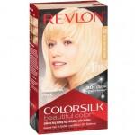 Revlon ColorSilk Beautiful Color Стойкая краска для волос оттенок 03 Ultra Light Sun Blonde (11G Ультрасветлый солнечный блондин)