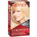Revlon ColorSilk Beautiful Color Стойкая краска для волос оттенок 04 Ultra Light Natural Blonde (11N Ультрасветлый натуральный блондин)