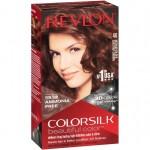 Revlon ColorSilk Beautiful Color Стойкая краска для волос оттенок 46 Medium Golden Chestnut Brown (4G Средний золотисто-каштановый)