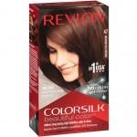 Revlon ColorSilk Beautiful Color Стойкая краска для волос оттенок 47 Medium Rich Brown