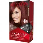 Revlon ColorSilk Beautiful Color Стойкая краска для волос оттенок 49 Auburn Brown