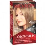 Revlon ColorSilk Beautiful Color Стойкая краска для волос оттенок 60 Dark Ash Blonde (6А Темно-пепельный блондин)