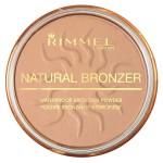 Rimmel Natural Bronzer Бронзирующая пудра для лица оттенок 021 Sun Light