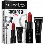Smashbox Studio To Go: Lips Набор помада оттенок  Legendary + матирующий гель для губ