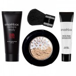Smashbox Try It Kit: BB + Halo Набор декоративной косметики Fair Самый светлый