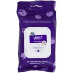 Yes To Blueberries Cleansing Facial Towelettes  Очищающие салфетки для лица 25 шт