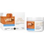 Yes To Carrots Fragrance Free Intense Hydration Night Cream  Увлажняющий ночной крем 50 мл