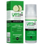 Yes To Cucumbers Calming Night Cream  Успокаивающий ночной крем 50 мл