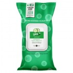 Yes To Cucumbers Hypoallergenic Facial Towelettes  Гипоаллергенные салфетки для лица 45 шт
