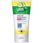 Yes To Cucumbers Natural Sunscreen SPF 40 Kids Детский солнцезащитный крем 85 г