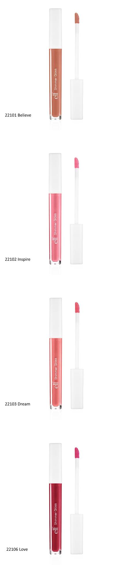 e.l.f. Essential Shimmer Lip Gloss