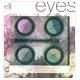 "e.l.f. Essential 5-Piece Duo Eyeshadow Collection Night Набор теней + карандаш с кистью ""Вечерний"""