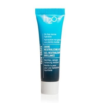 H2O+ Face Oasis Shine Neutralizing Gel Матирующий гель для лица 8 мл (миниатюра)
