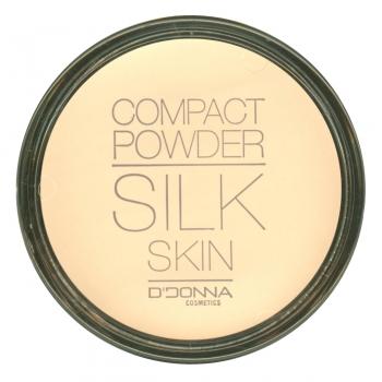 D'donna Polvo Compacto Silk Skin Матирующая пудра
