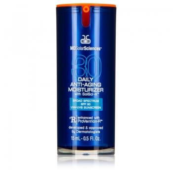 MDSolarSciences Daily Anti-Aging Moisturizer SPF 30 Увлажняющий антивозрастной крем для лица 15 мл