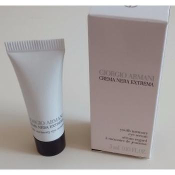 Giorgio Armani Crema Nera Extrema Укрепляющая сыворотка для кожи вокруг глаз 3 мл (миниатюра)