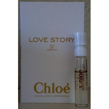 Chloe Love Story Парфюмерная вода 1.2 мл (тестер)