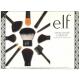 e.l.f. Luxury Brush Collection 10 Piece Brush & Kabuki Set  Набор кистей для макияжа, 10 шт. + кисть Кабуки