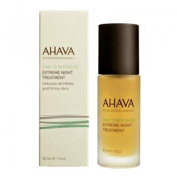 AHAVA Time to Revitalize Extreme Night Treatment  Крем ночной разглаживающий и повышающий упругость 30 мл