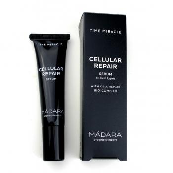 Madara Time Miracle Cellular Repair Serum Органическая антивозрастная сыворотка 15 мл