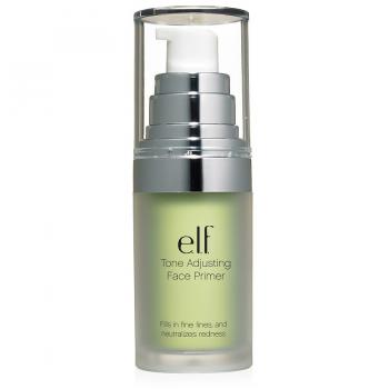 e.l.f. Studio Mineral Infused Face Primer Праймер оттенок Tone Adjusting Neutralizing Green Корректирующий зеленый
