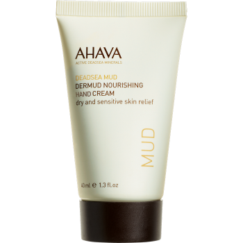 AHAVA Deadsea Mud Dermud Intensive Hand Cream Интенсивный крем для рук 40 мл